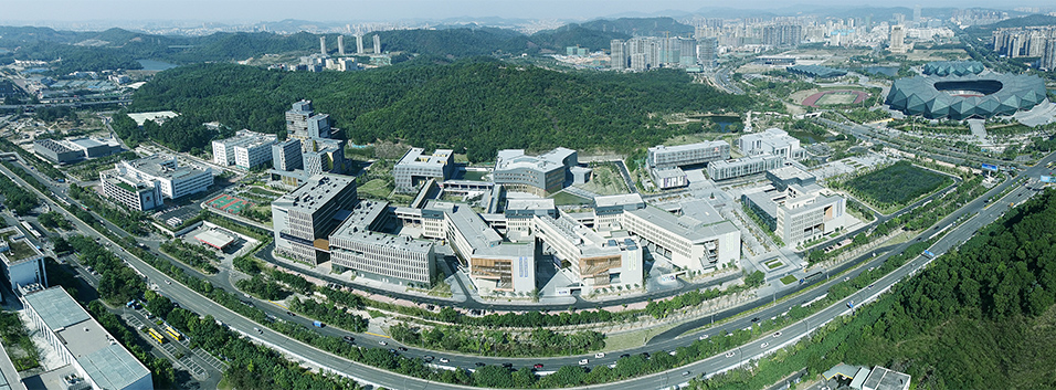 香港中文大学(深圳)一期项目(下园)施工总承包II标段教学楼