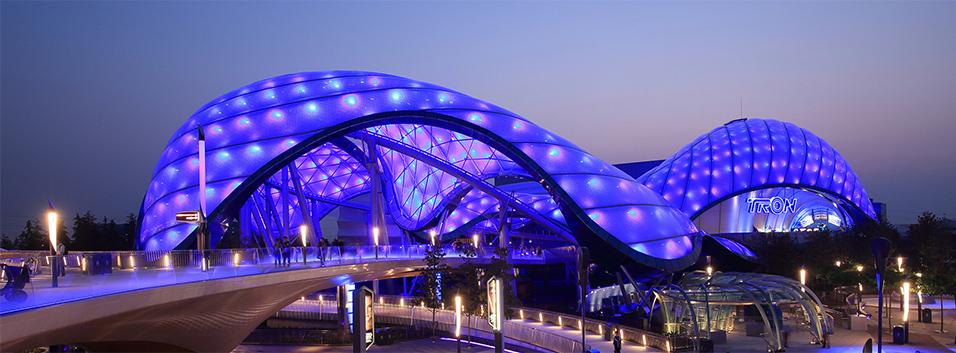 上海迪士尼乐园及配套设施(一期)项目