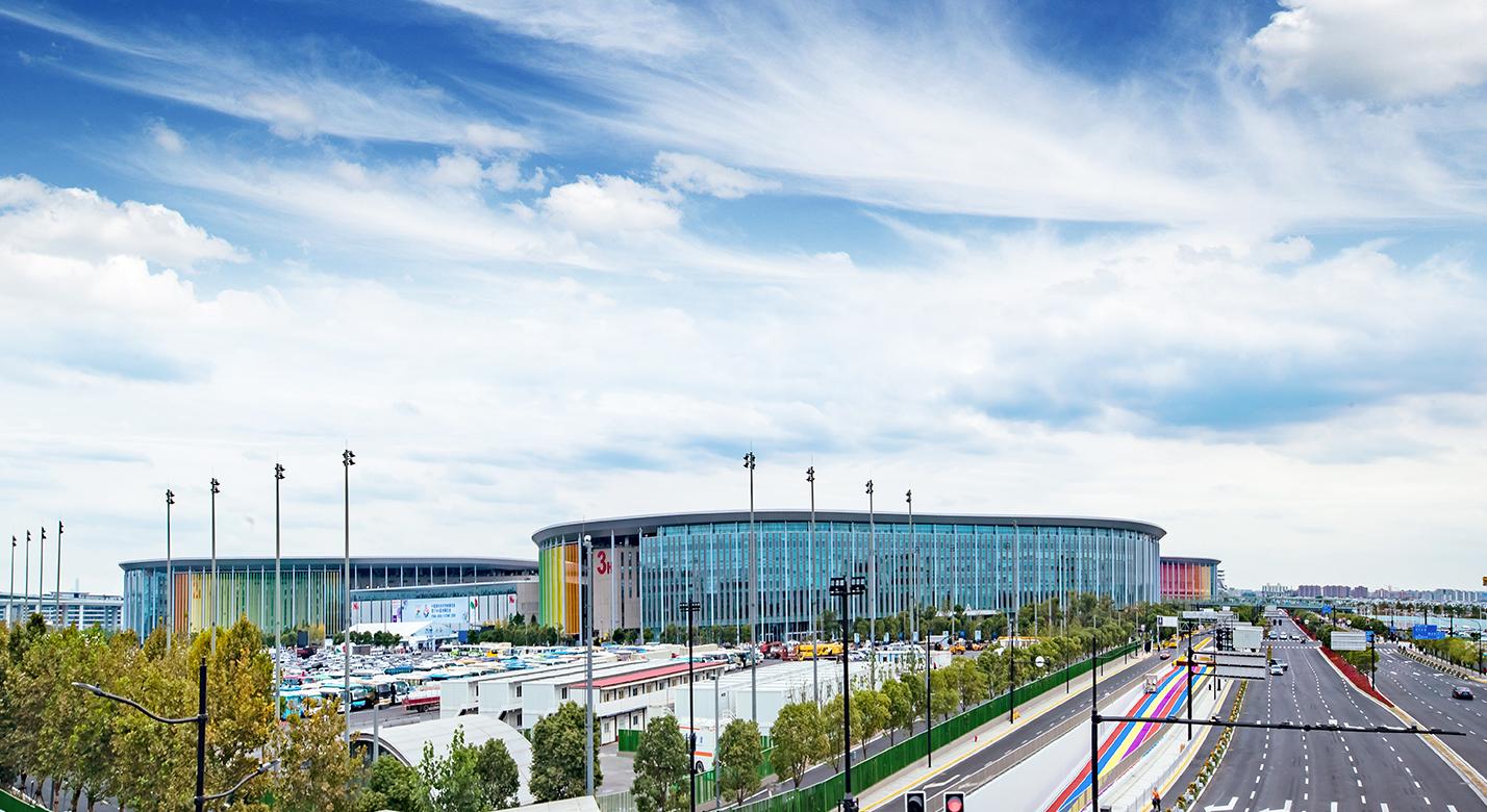 国家会展中心(raybet电竞)及周边道理综合项目