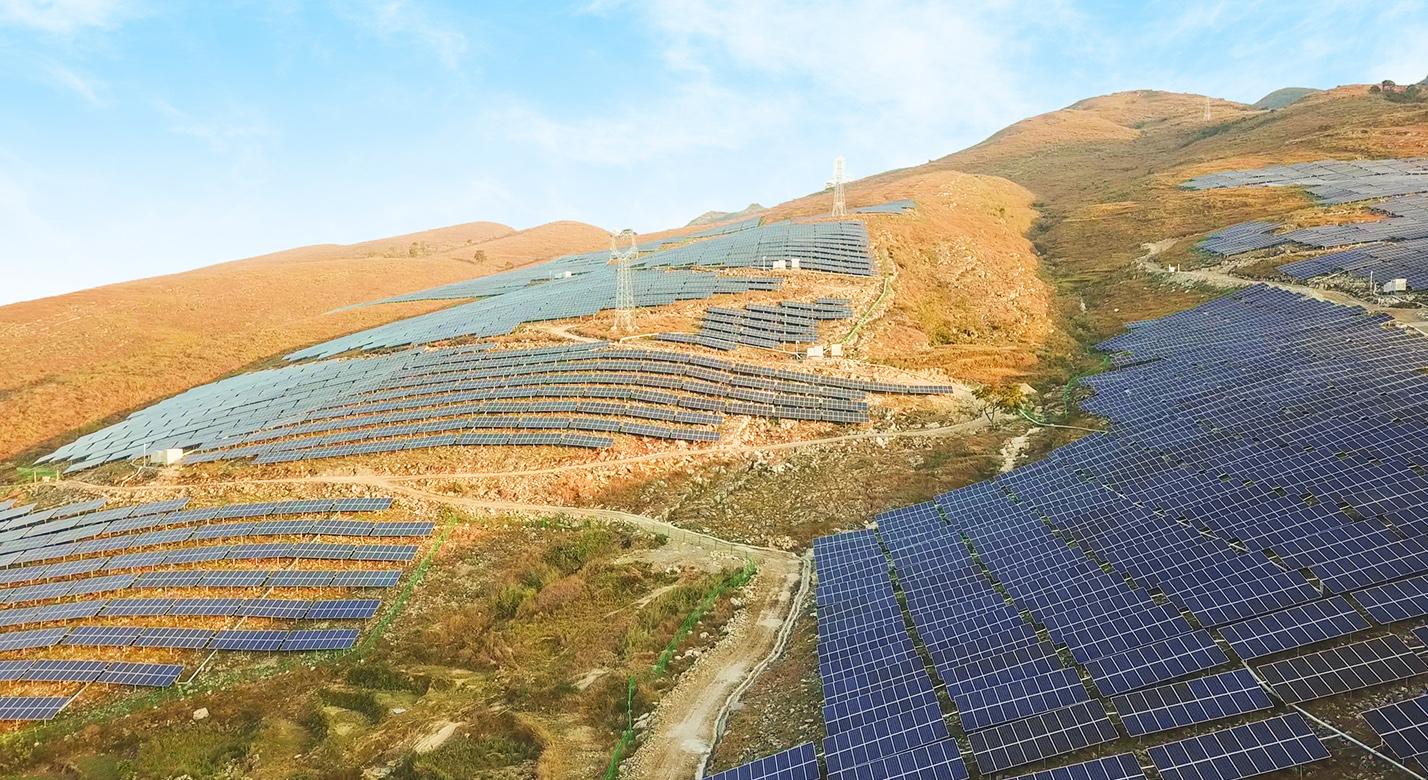 云南省芝麻村50MWp农牧综合利用光伏电站EPC总承包工程
