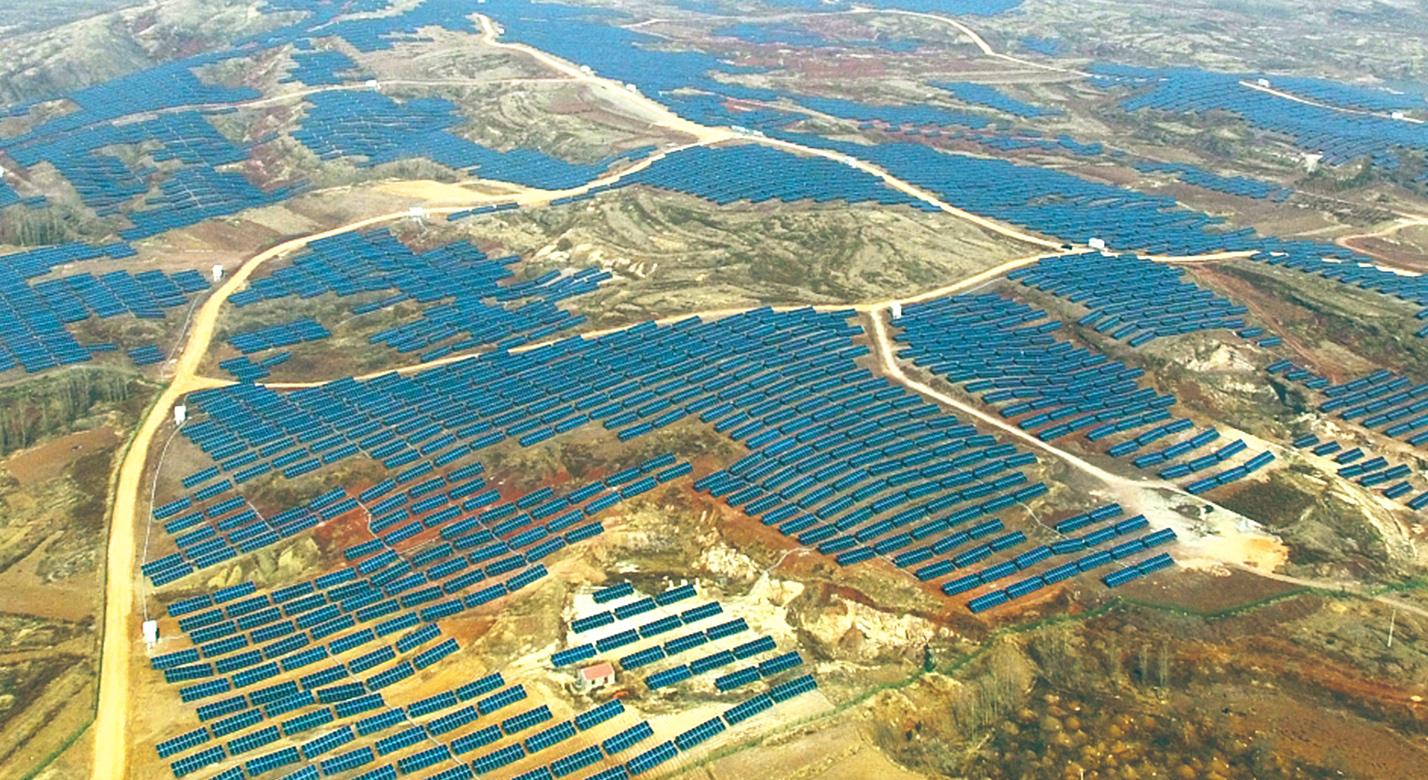 安丘市郚山镇大埠沟(一期)10MWp光伏发电工程