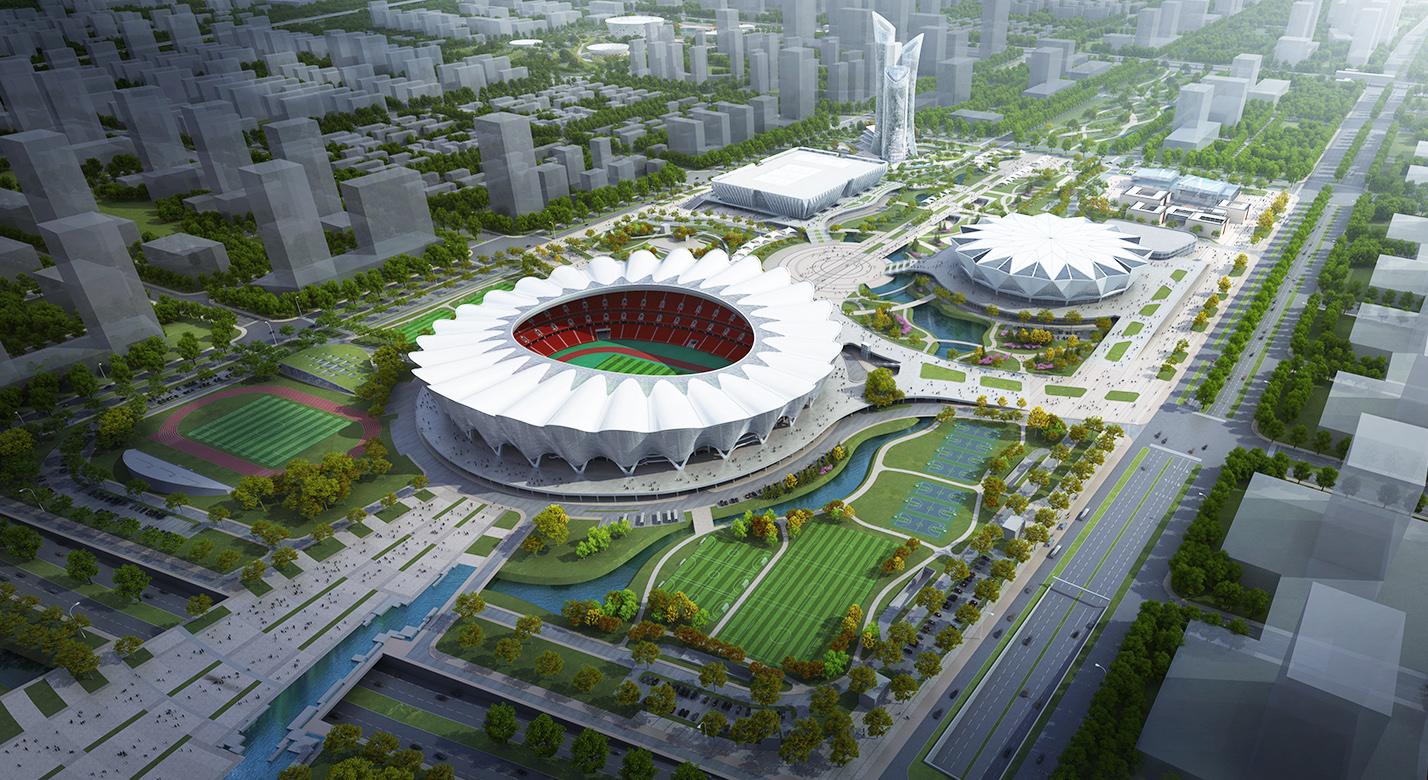 西安奥林匹克体育中心