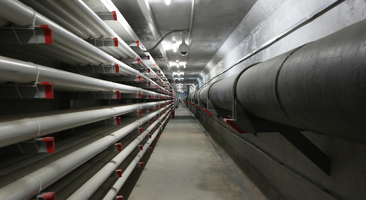 郑州市中心城区地下综合管廊工程