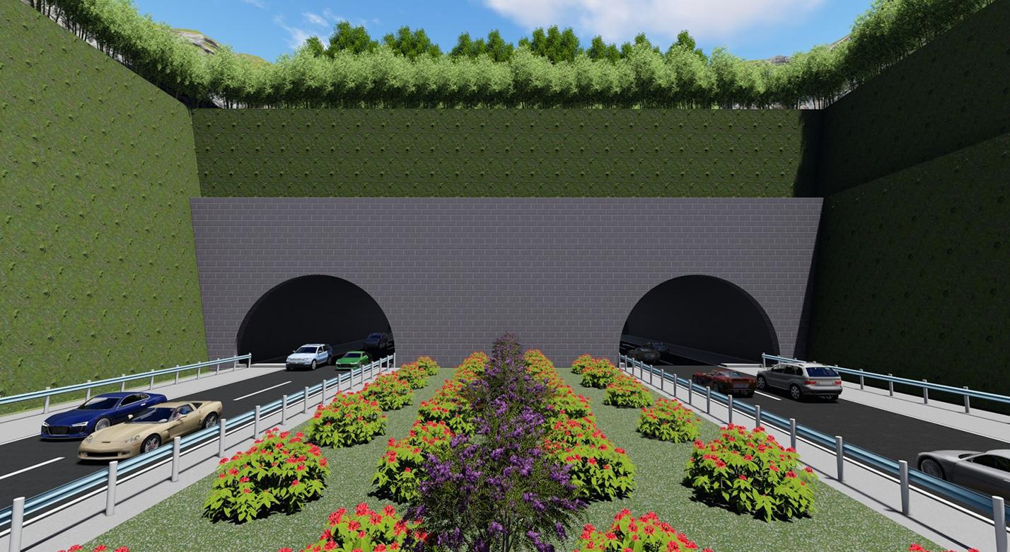 十堰市武当路复线与三峡路工程PPP项目