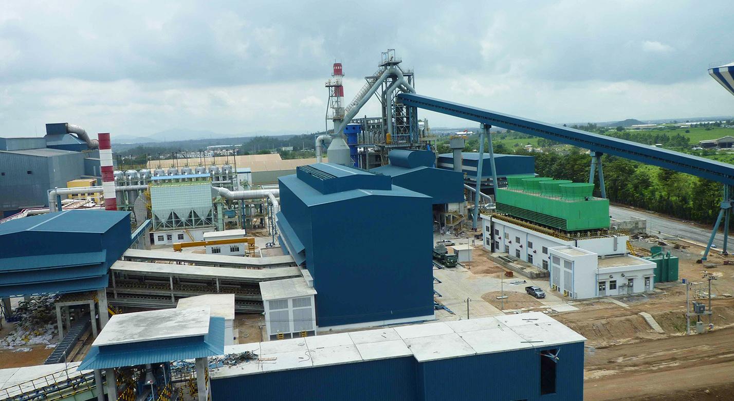 泰国NTS年产50万吨炼铁系统工程