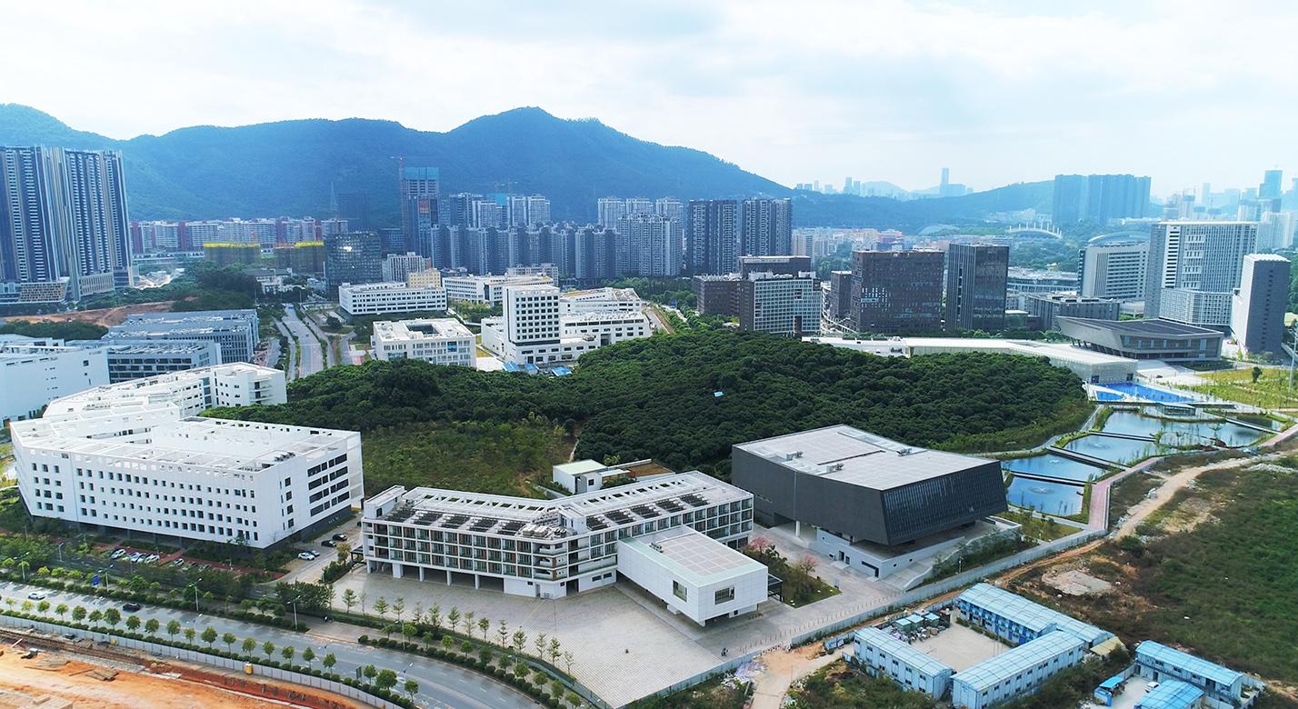 深圳大学西丽校区
