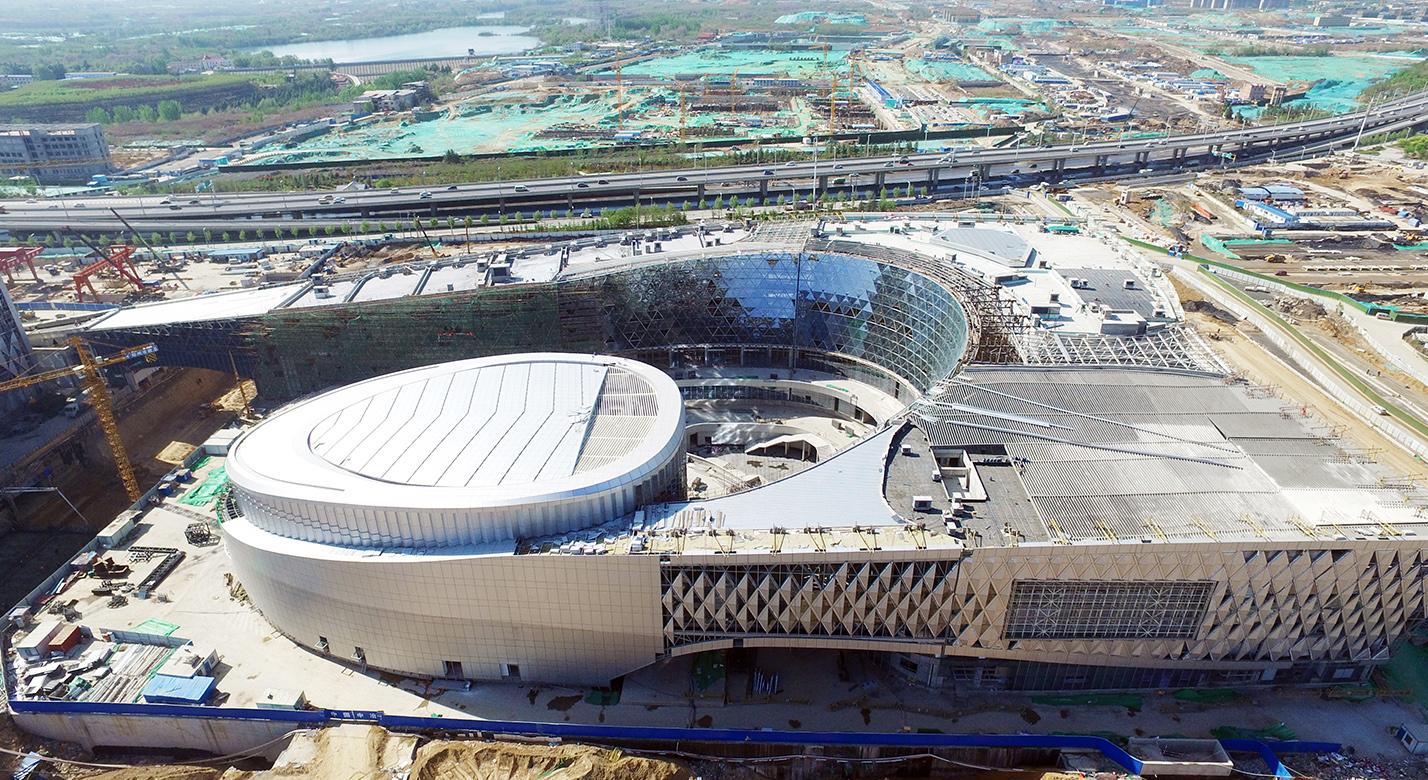 郑州市民活动中心