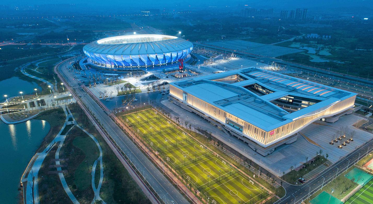 黄石市奥林匹克体育中心