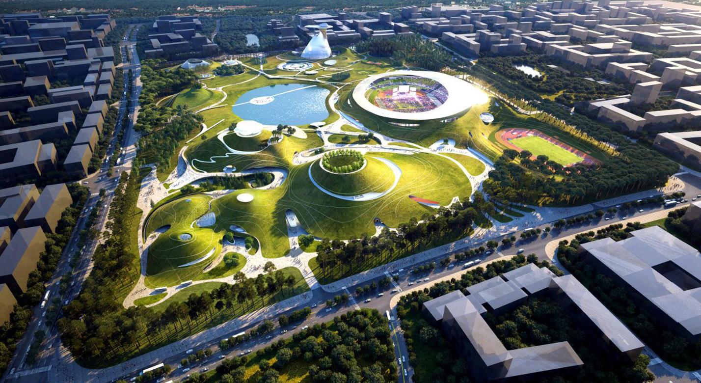 衢州体育中心