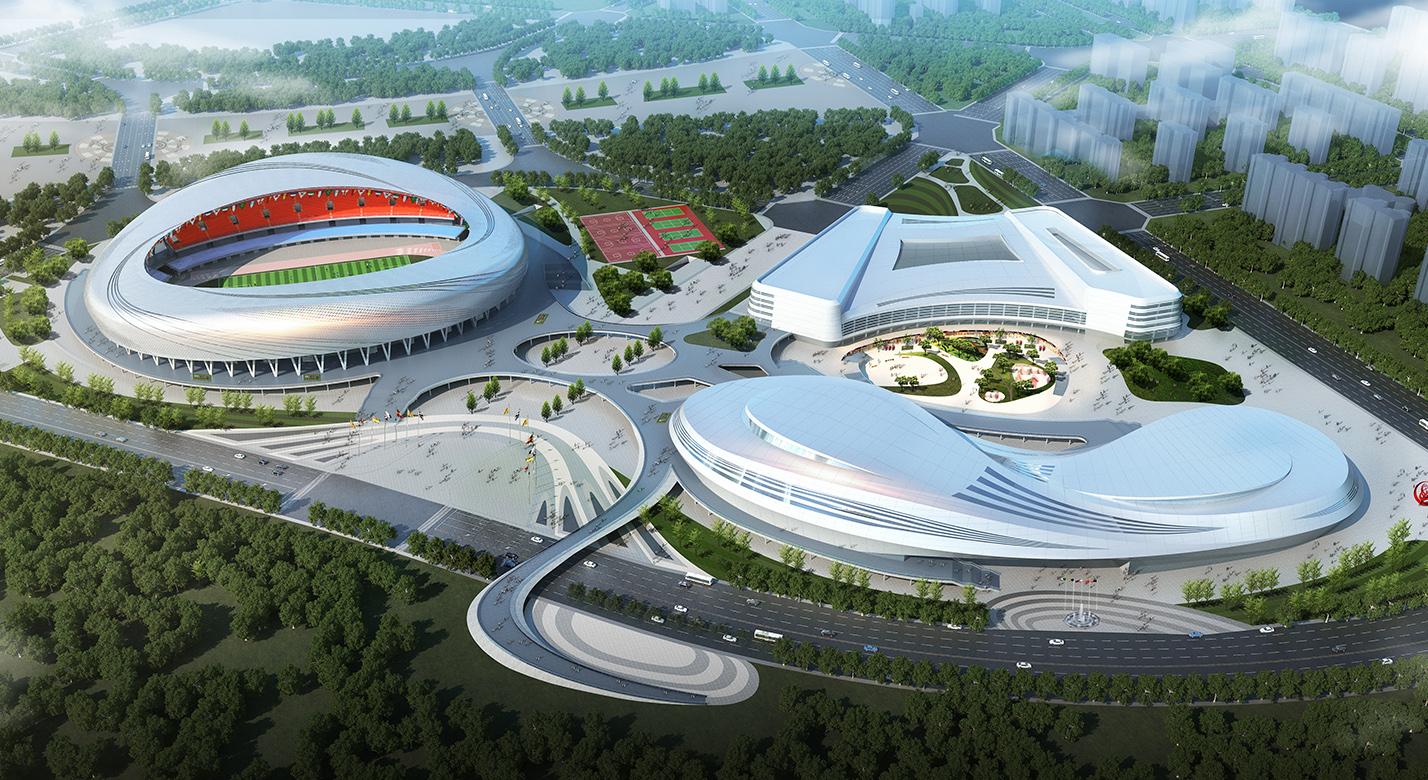 唐山新体育中心