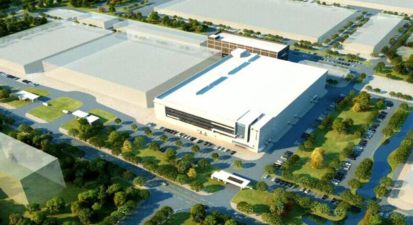 中芯长电半导体(江阴)有限公司12英寸中段硅片制造和3D芯片集成加工项目FAB1生产厂房、中央动力厂房1等工程项目