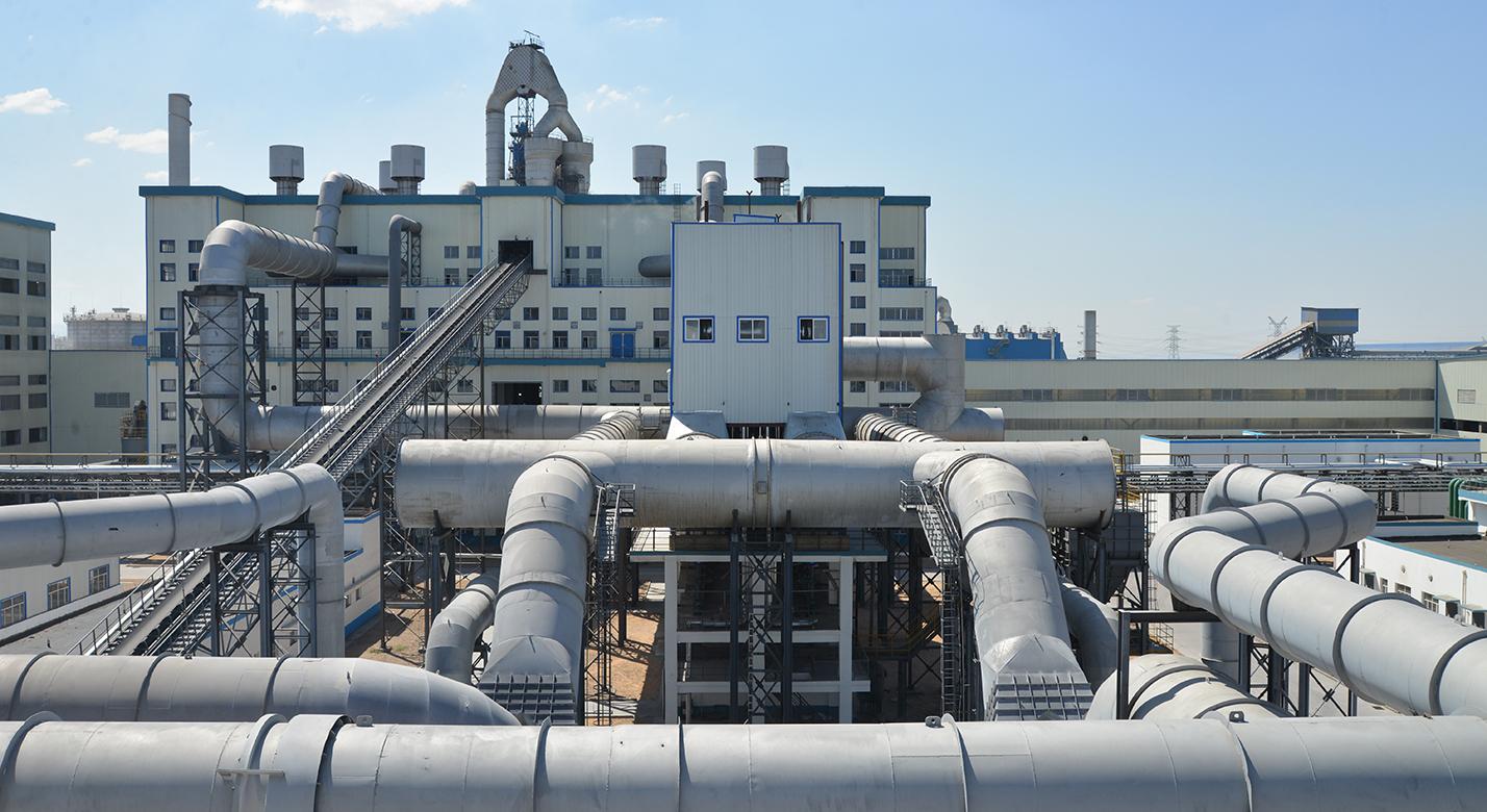 鄂尔多斯市君正能源化工有限公司10万吨年硅铁搬迁项目