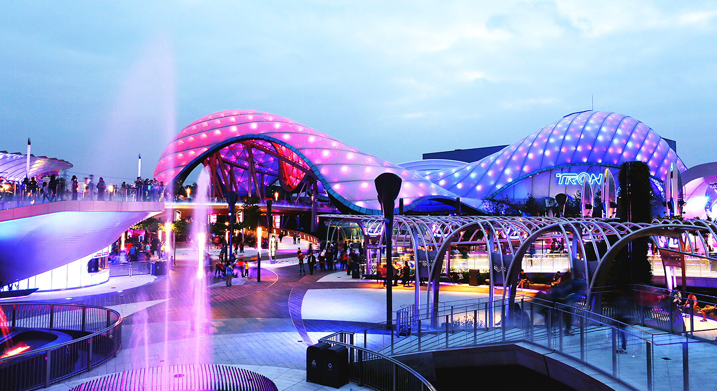 上海迪士尼乐园及配套设施(一期)