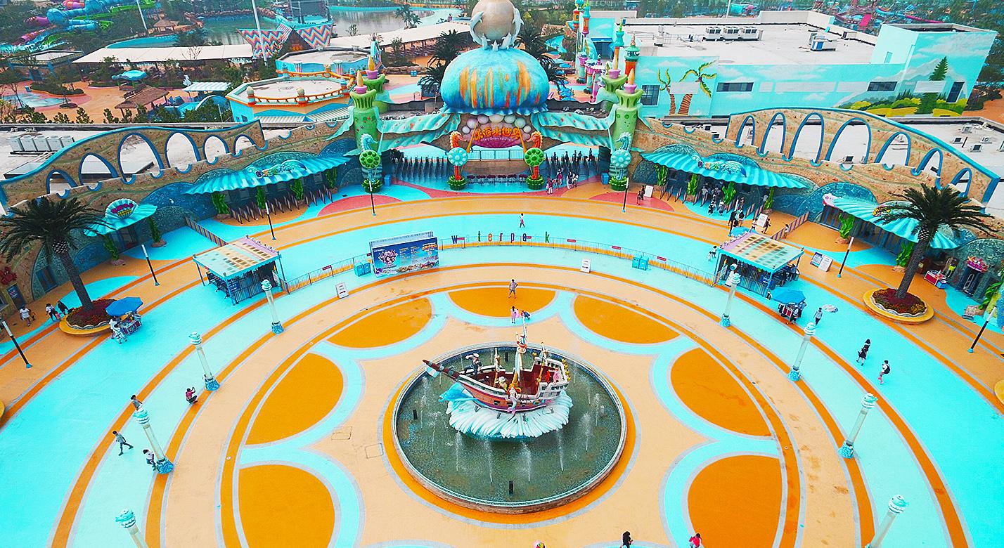 郑州银基乐海水世界