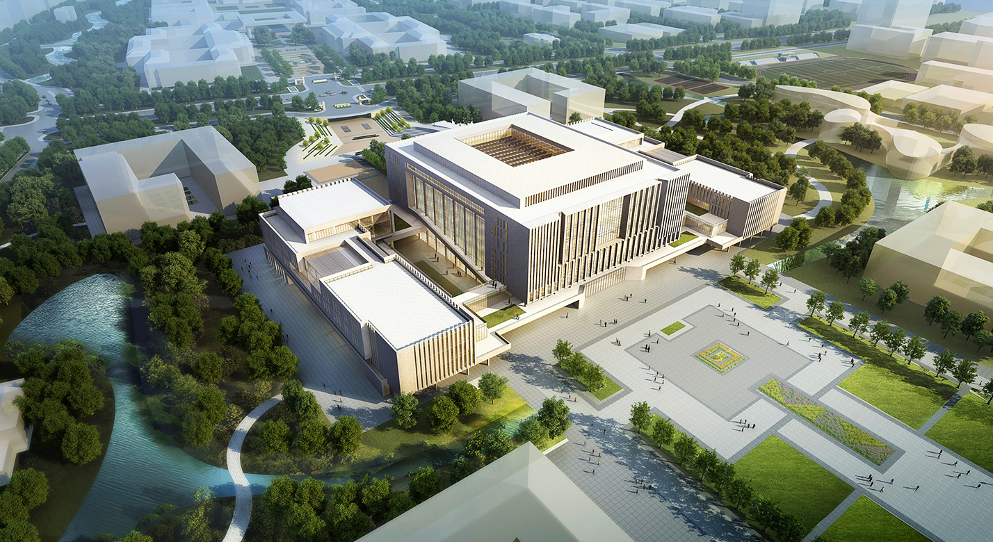 中国海洋大学海洋科教创业园区