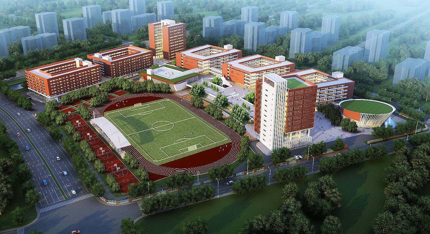 南京外国语学校河西分校