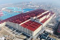 越南河静钢厂