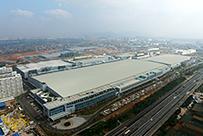 厦门天马第6代低温多晶硅(ltps)tft-lcd及彩色滤光片(cf)生产线厂房