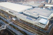 武汉天马第6代LTPS AMOLED产线厂房