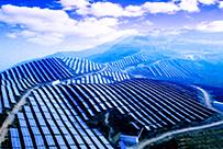 潍坊天恩金山30兆瓦荒山农业光伏发电工程