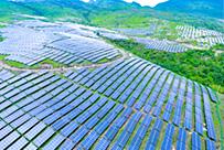 贵州省安顺市关岭县新铺50MWp光伏电站EPC总承包项目