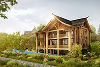 蓝莓山庄度假酒店