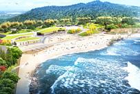 青岛西海岸蓝湾路慢性系统暨沿海视觉通廊PPP 项目
