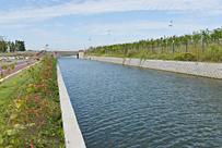 raybet电竞长兴岛青草沙水库周边水系调整工程