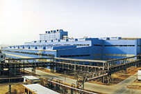 山西海鑫钢厂80吨转炉炼钢工程