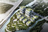 上海青浦区徐泾镇A18-05地块办公楼总部基地