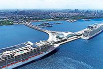 上海吴淞国际邮轮码头