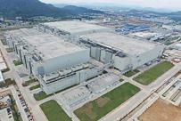 广州富士康微电子厂房