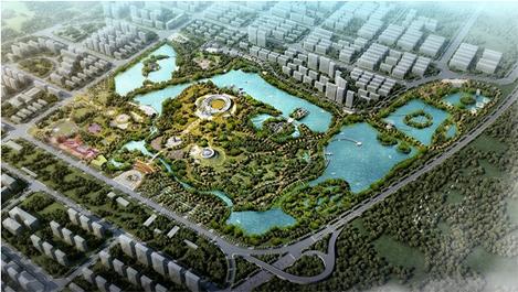 上海欧宝体育竞猜中标雨亭湿地公园EPC工程