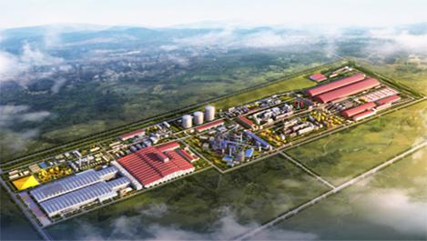 上海欧宝体育竞猜成功签约首个钢铁厂全流程施工总承包工程