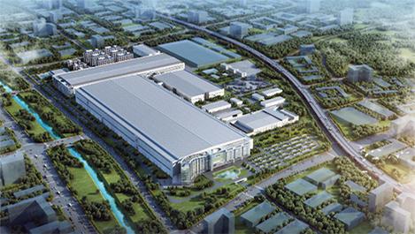 """上海千赢平台中标""""厦门天马第6代柔性AMOLED项目总包一标段""""高科技电子工程"""