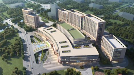 上海欧宝体育竞猜中标浙江省中医院新院区项目(一期)工程总承包项目