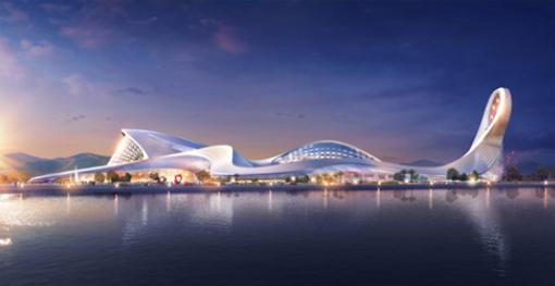 钢结构工程公司中标南京金沙龙之谷项目溶洞钢结构
