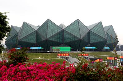 深圳大运中心主体育馆