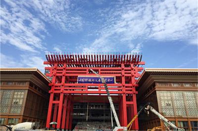 四川国际旅游交易博览中心场馆